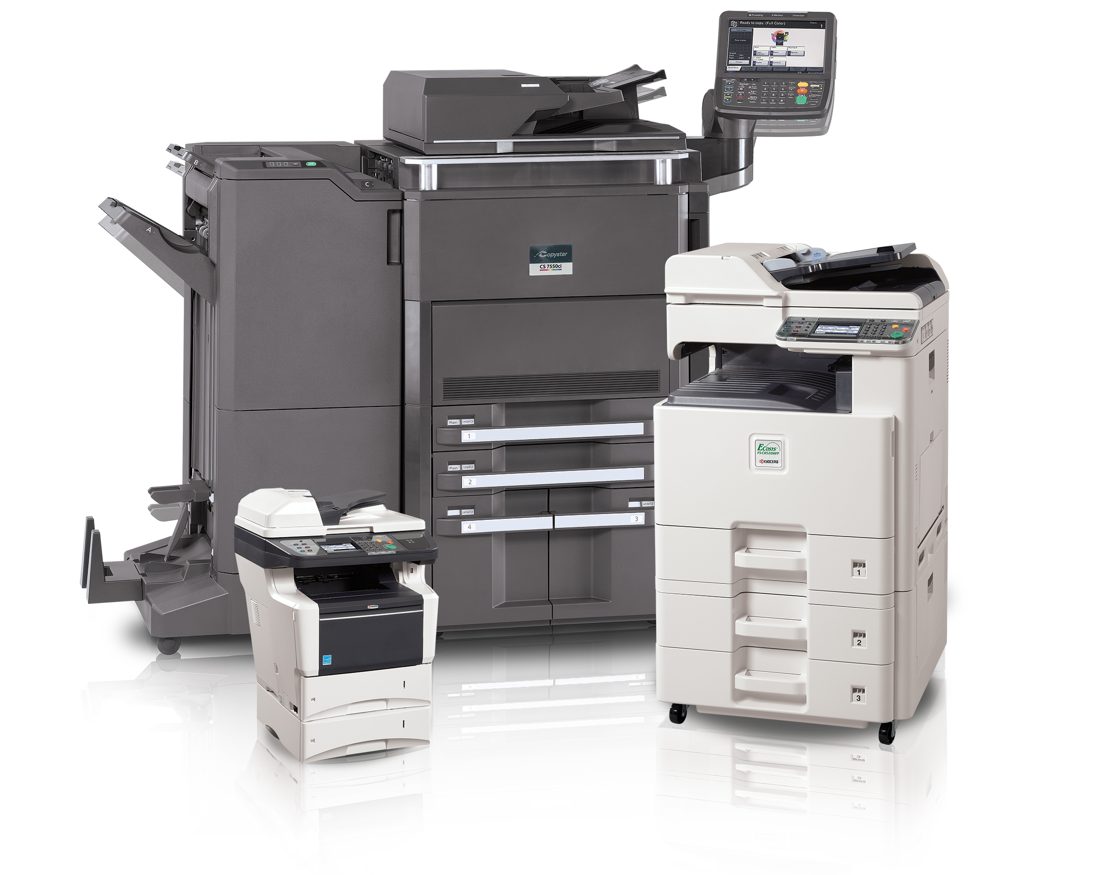 MFP copiers & printers sales