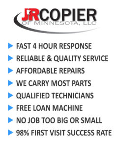 WHY CHOOSE JR COPIER