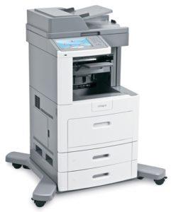 lexmark-copier repair