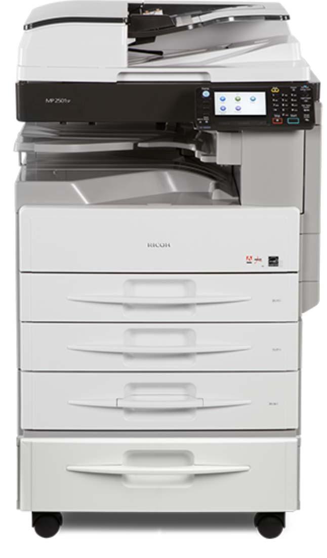 Ricoh copiers